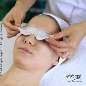Zabieg poprawiający kontur oka Opti-Firm® Eye Contour Treatment krok 2